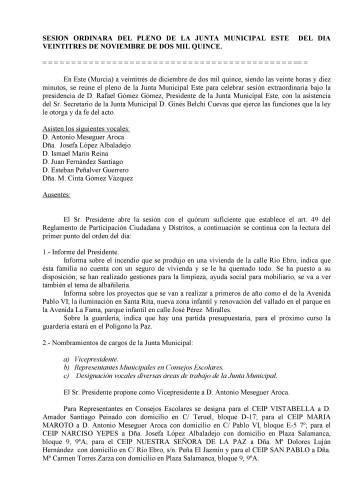 ACTA ORD 20151123-1