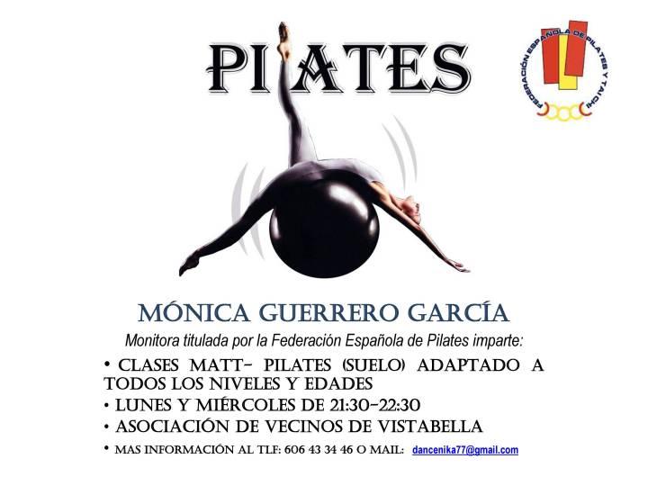 cartel Pilates